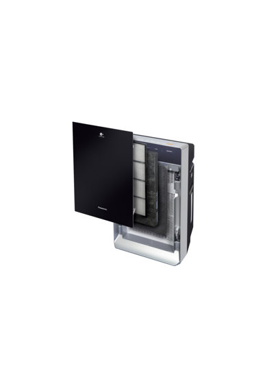 Panasonic Purificator & umidificator de aer  , ioni Nanoe, 5 tipuri de senzori, tehnologie operare Econavi, Filtru HEPA, senzor miros, senzor polen, senzor prezenta umana Femei