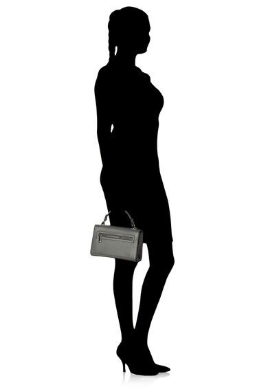 Francesca Rossi Geanta de piele ecologica, cu bareta detasabila, de umar Femei