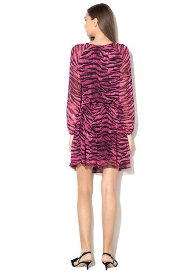 Michael Michael Kors Къса рокля с животиска щампа Жени