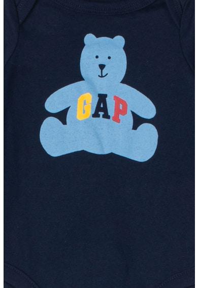 GAP Body din bumbac cu imprimeu logo Fete