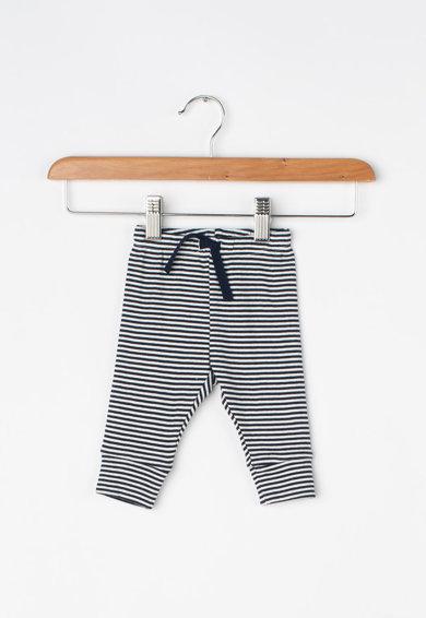 GAP Set de body si pantaloni cu dungi Fete