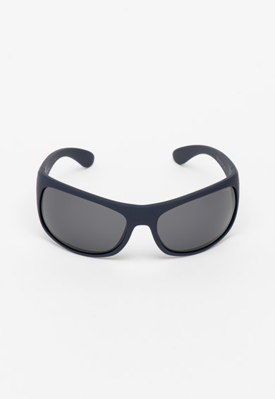 Polaroid Ochelari de soare wrap unisex cu lentile polarizate Femei