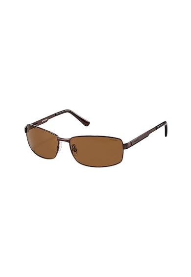Polaroid Правоъгълни слънчеви очила с поляризация Мъже