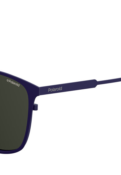 Polaroid Поляризирани квадратни слънчеви очила Мъже