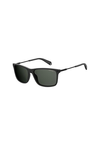 Polaroid Правоъгълни поляризирани слънчеви очила Мъже