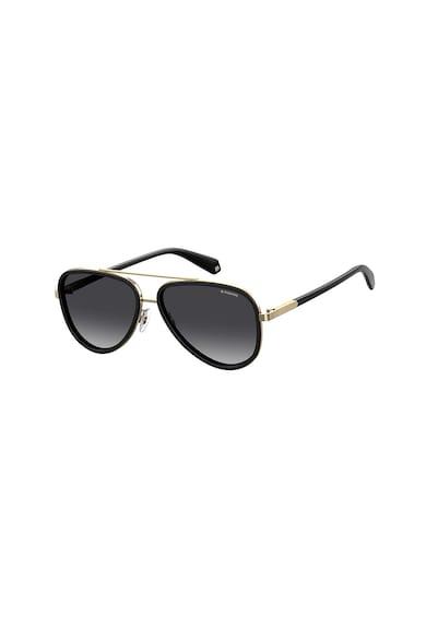 Polaroid Слънчеви очила Aviator с градиента Мъже