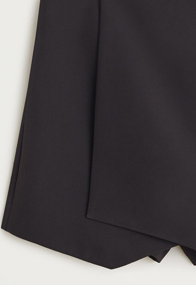 Mango Fusta-pantalon cu aspect petrecut Skorty Femei