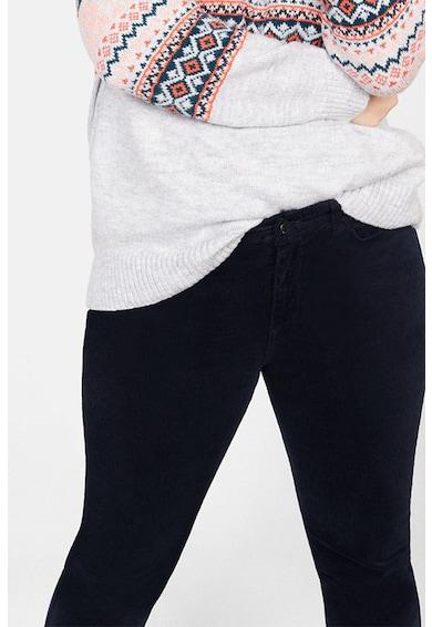 VIOLETA BY MANGO Pantaloni slim fit Pani Femei
