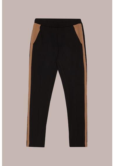 Oltre Pantaloni sport cu segmente laterale contrastante Femei