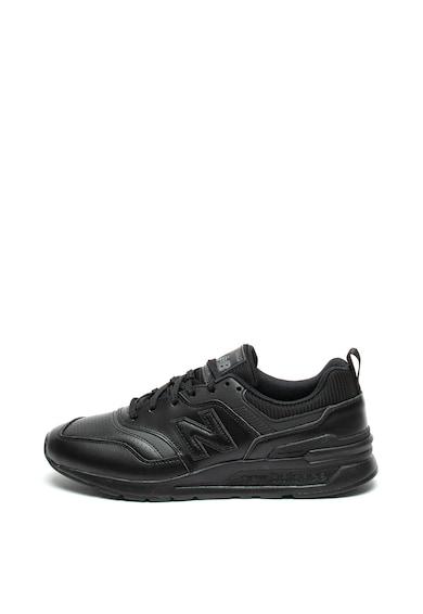 New Balance Pantofi sport de piele cu microperforatii 997H Barbati