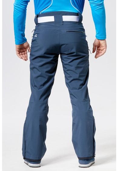 NORTHFINDER Pantaloni impermeabili si rezistenti la vant, pentru schi Keziach Barbati