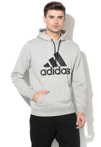 Adidas PERFORMANCE Hanorac cu logo cauciucat Barbati