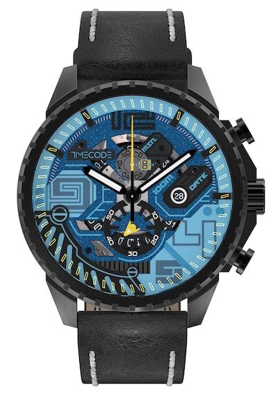 Timecode Ceas analog cronograf Barbati