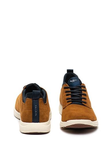 Pepe Jeans London Pantofi casual de piele intoarsa Hike Smart Barbati