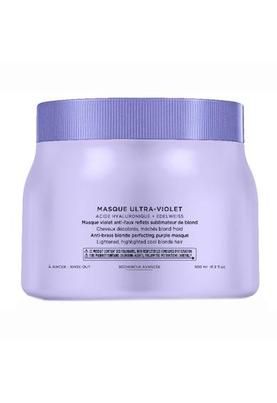 Kerastase Masca de par  Blond Absolu Ultra-Violet, pentru neutralizarea tonurilor galbene Femei