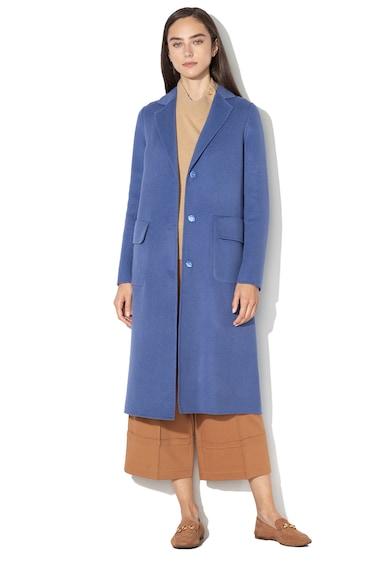United Colors of Benetton Palton din amestec de lana A Femei
