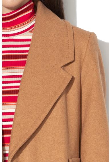 United Colors of Benetton Palton din amestec de lana Femei