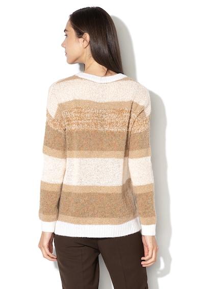 Sisley Pulover din amestec de lana si mohair Femei