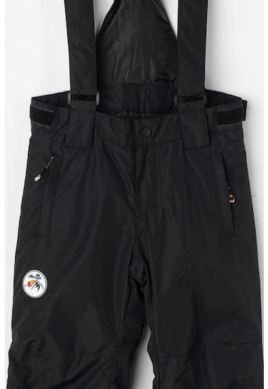 ELLESSE Pantaloni impermeabili, cu bretele, pentru schi Fete