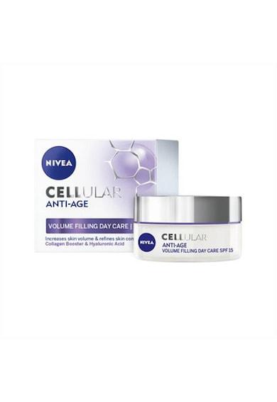 Nivea Crema zi  Hyaluron Cellular Filler Volume, 50 ml Femei