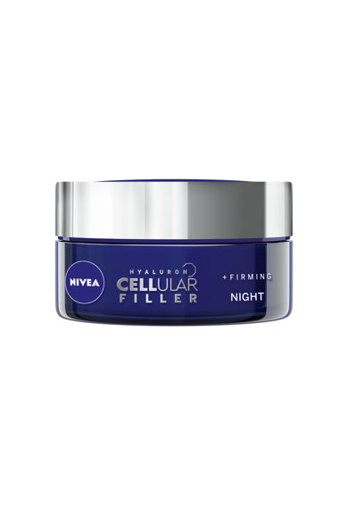 Nivea Pachet  Hyaluron Cellular Filler: Crema de zi SPF 15, 50 ml + Crema de noapte, 50 ml Femei