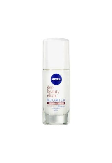Nivea Deodorant roll-on  Beauty ElixirSensitive,40 ml Femei