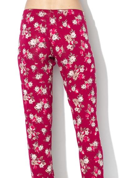 Undercolors of Benetton Pantaloni de pijama cu model floral Femei