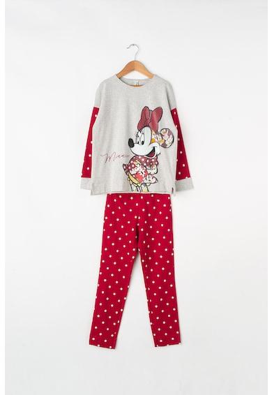 Undercolors of Benetton Pijama cu tematica Disney si particule stralucitoare Fete