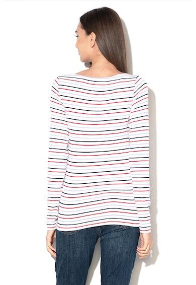 GAP Bluza din amestec de modal, cu model in dungi Femei
