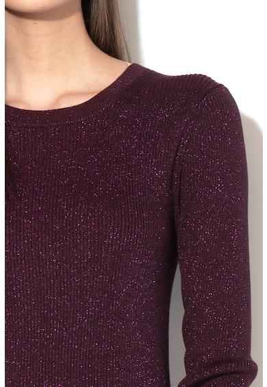 GAP Pulover din tricot cu aspect lucios Femei