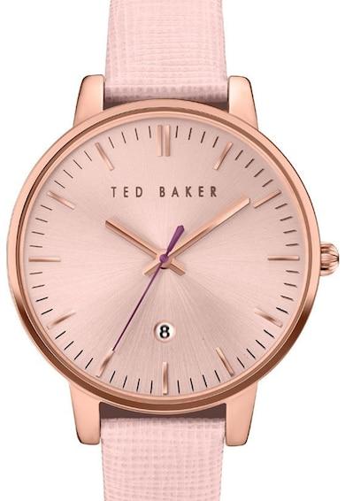Ted Baker Ceas analog cu o curea de piele Femei