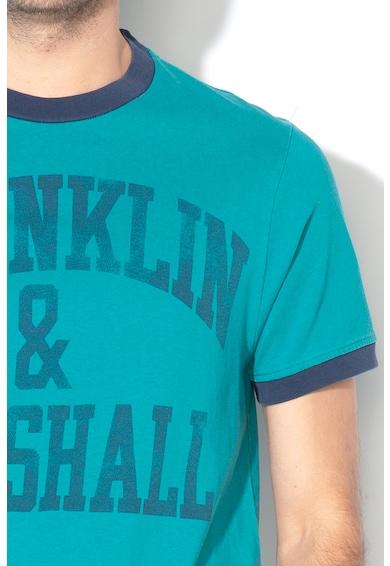 Franklin & Marshall Tricou cu imprimeu logo Barbati