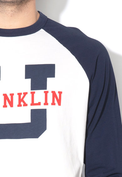 Franklin & Marshall Bluza cu imprimeu logo Barbati