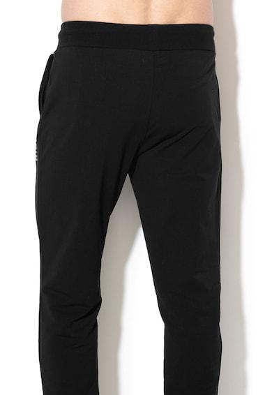 Guess Pantaloni sport de casa, cu snur pentru ajustare Barbati