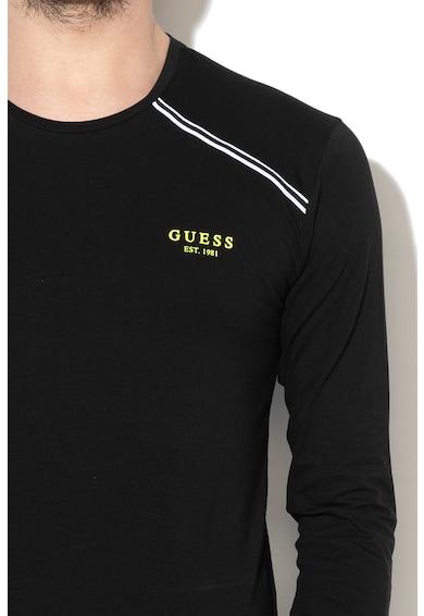 Guess Bluza de casa cu material elastic Barbati