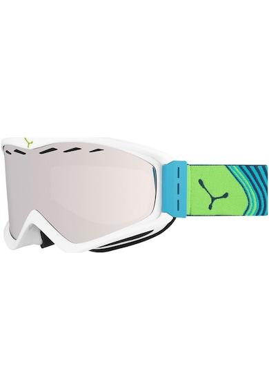 Cebe Ochelari ski  Infinity OTG Flash mirror, White/Blue Femei