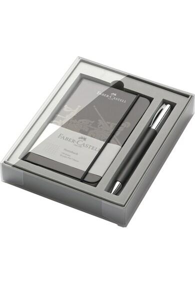 Faber Castell Set Promo Pix Ambition Precious Resin si Agenda Faber-Castell Femei