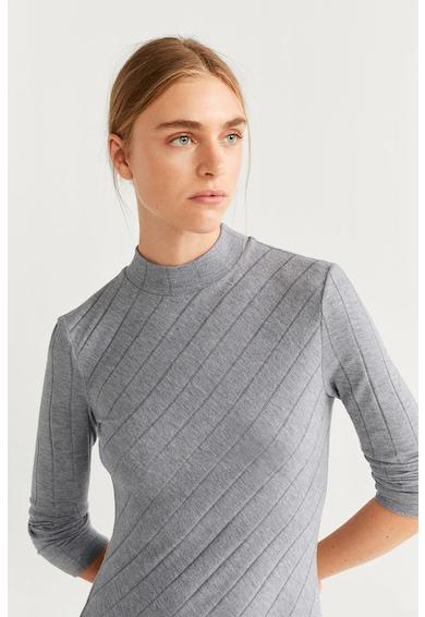 Mango Rochie tip pulover cu striatii Evelyn5 Femei