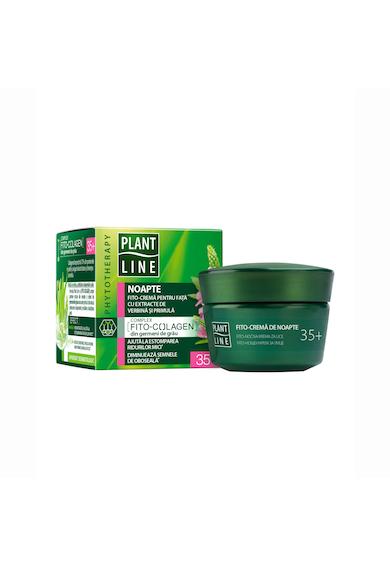 Plant Line Crema de noapte 35+  Verbina, 45 ml Femei