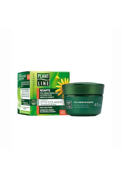 Plant Line Crema de noapte 45+  Arnica, 45 ml Femei