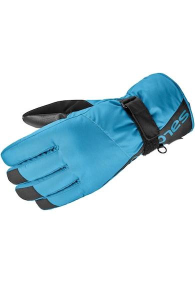 Salomon Manusi sport  Force dry pentru barbati Black/Blue Barbati