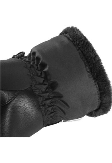 Salomon Manusi sport  Force dry, pentru femei, Black/White, Femei