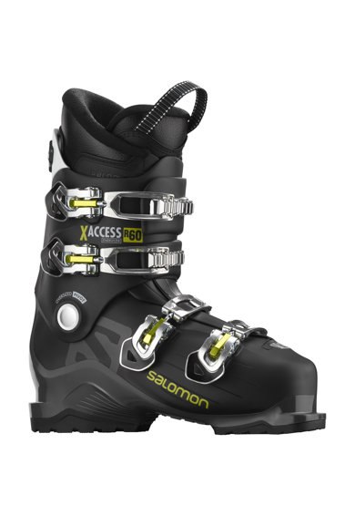 Salomon Clapari  X Access R60, Unisex, Anthracite/Green, 24/24.5 Femei