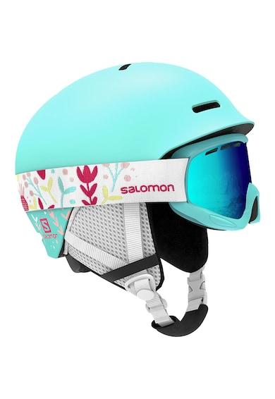 Salomon Casca schi  Grom, pentru copii, Aruba, M Fete