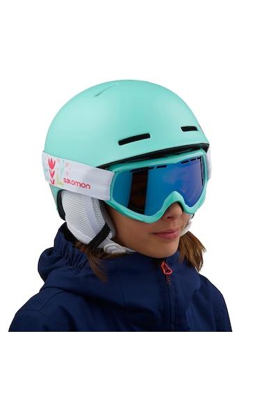 Salomon Casca schi  Grom, pentru copii, Aruba, S Fete