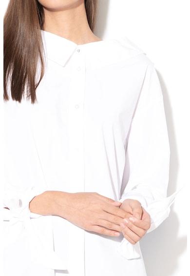 Replay Camasa cu mansete cu funda Femei