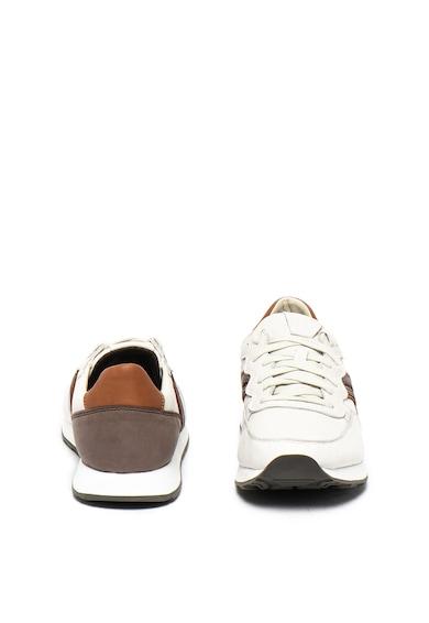 Geox Кожени спортни обувки Vincit Мъже