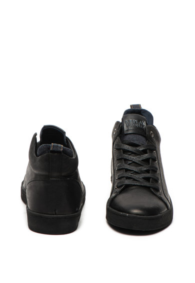 Replay Pantofi sport de piele Exodus Barbati