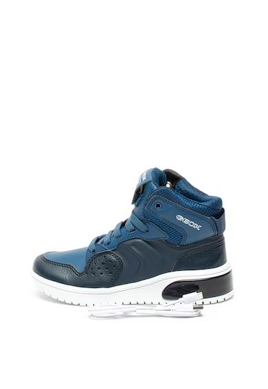 Geox XLed középmagas szárú sneaker LED-fényekkel Fiú
