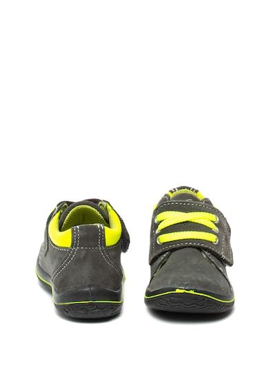 Primigi Pantofi sport de piele intoarsa, cu velcro Baieti